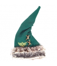 Gorro The Legend of Zelda Furry Pointy Triforce