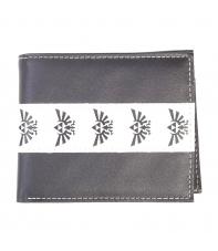 Wallet The Legend of Zelda Black & White