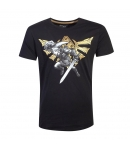 Camiseta The Legend of Zelda Hyrule Link Hombre