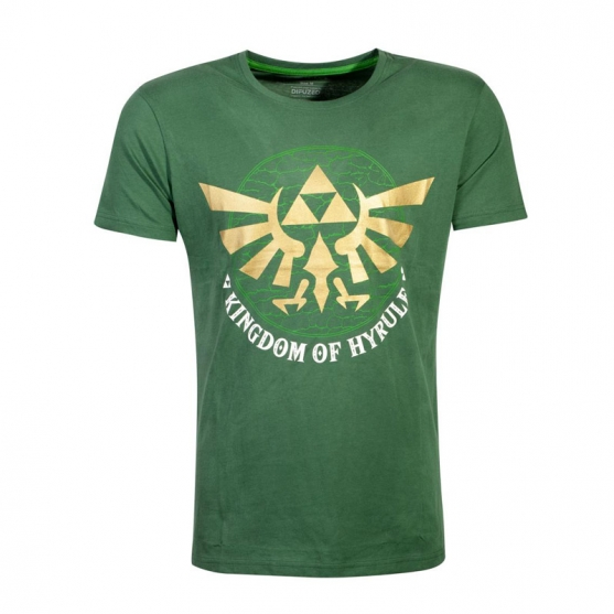 T-shirt The Legend of Zelda Kingdom of Hyrule Man