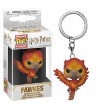 Llavero Pop! Fawkes Harry Potter
