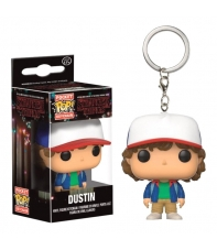 Llavero Pop! Dustin Stranger Things