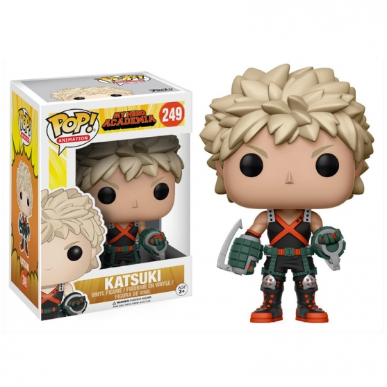 Pop! Animation Katsuki 249 My Hero Academia