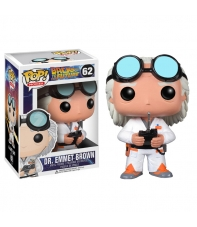 Pop! Movies Dr. Emmett Brown 50 Back to the Future
