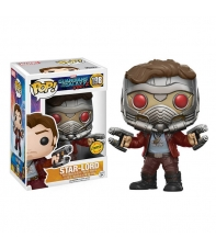 Pop! Star-Lord CHASE 198 Marvel Guardians of the Galaxy Vol.2
