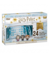 Advent Calendar with 24 Figures Harry Potter Pocket Pop!