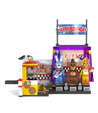 Construction Set Five Nights at Freddy's, The Toy Stage