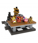 Set Construcción Five Nights at Freddy's, Office Desk