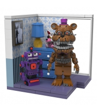 Construction Set Five Nights at Freddy's, Right Dresser & Door