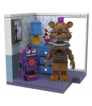 Set Construcción Five Nights at Freddy's, Right Dresser & Door