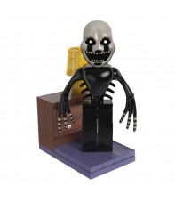Mini Construction Set Five Nights at Freddy's Nightmarionne with Left Hall