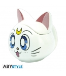 Taza Sailor Moon 3d Artemis 350 ml