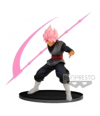 Figura Dragon Ball Z Super Saiyan Rose Goku Black Bwfc 14 cm