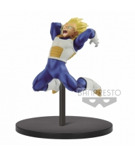 Figura Dragon Ball Super Super Saiyan Vegeta Chosenshiretsuden 13 cm
