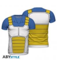 T-shirt Dragon Ball Z Vegeta Replica