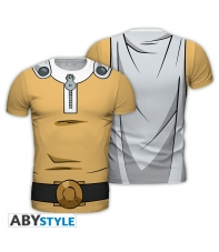 Camiseta One Punch Man Saitama Replica