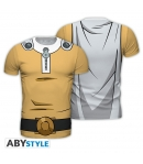 T-shirt One Punch Man Saitama Replica