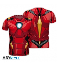 Camiseta Marvel Iron Man Réplica