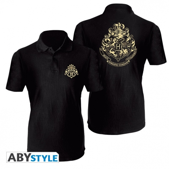 Polo Shirt Harry Potter Hogwarts