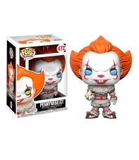 Pop! Movies Pennywise (With Boat) 472 IT