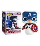Pop! Cap Snowman 532 Marvel