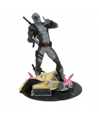 Figura Marvel Deadpool X-Force Uniform Taco Truck Edition, 25 cm