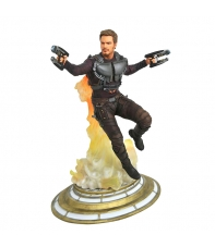 Figura Marvel Guardianes de la Galaxya Vol.2 Star-Lord Unmasked Edition Gallery 25 cm