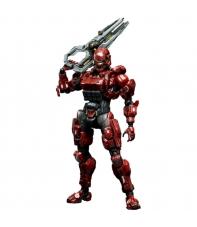Figura Articulada Halo 4, Spartan Soldier Play Arts Kai, 22 cm