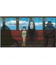 Wood Panel Laminage Studio Ghibli Spirited Away