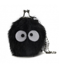 Mini Coin Purse Studio Ghibli My Neighbor Totoro Soot Sprite