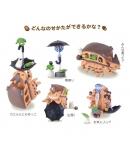 Set 13 Mini Figuras Studio Ghibli Mi Vecino Totoro, Gatobus