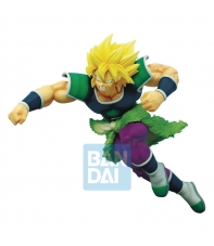Figura Dragon Ball Super Broly Scultures 19 cm