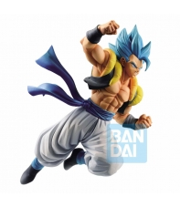 Figura Dragon Ball Super Super Saiyan God Gogeta Scultures 19 cm