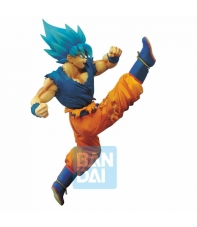 Figura Dragon Ball Super God Super Saiyan Son Goku 16 cm