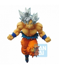 Figura Dragon Ball Super Son Goku Ultra Instinct 16,5 cm