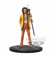 Figura One Piece Trafalgar Law The Grandline Men Vol .5, 17 cm
