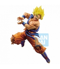 Figura Dragon Ball Super, Super Saiyan Son Goku Z Scultures 16 cm