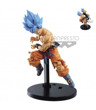 Figura Dragon Ball Super Son Goku Blue Tag Fighters 17 cm