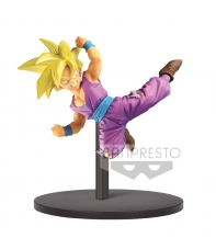 Figura Dragon Ball Super, Super Saiyan Son Gohan Master and Pupil 11 cm