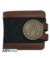 Wallet Premium Assassin's Creed Crest