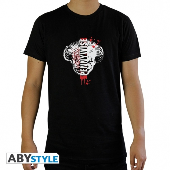 T-shirt It Pennywise Man