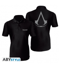 Polo Shirt Assassin's Creed Logo Man