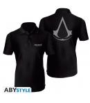 Polo Shirt Assassin's Creed Logo Man