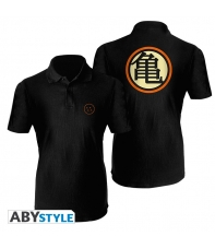 Polo Shirt Dragon Ball Z Kame Symbol Man