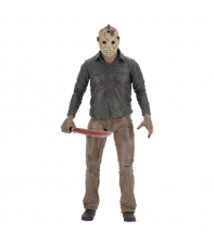 Figura Articulada Viernes 13, Jason The Final Chapter Neca 18 cm