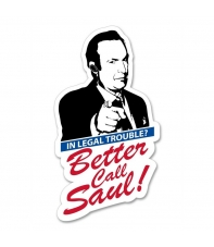 Alfombra Breaking Bad Better Call Saul! 105 x 57 cm