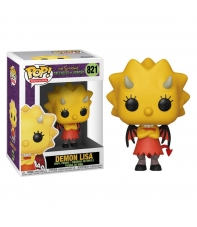 Pop! Television Demon Lisa 821 The Simpsons Treehouse of Horror