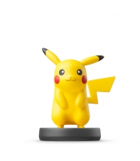 Amiibo Super Smash Bros. Pikachu No.10