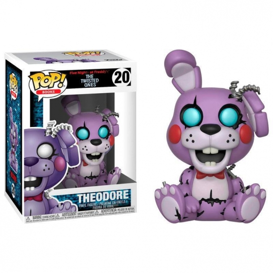 Pop! Books Theodore 20 Five Nights at Freddy's The Twisted Ones
