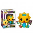 Pop! Television Alien Maggie 823 The Simpsons Treehouse of Horror